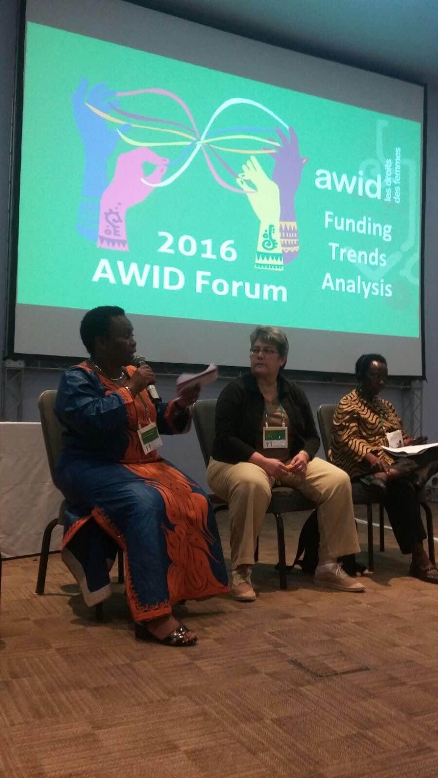 2016 AWID  forum
